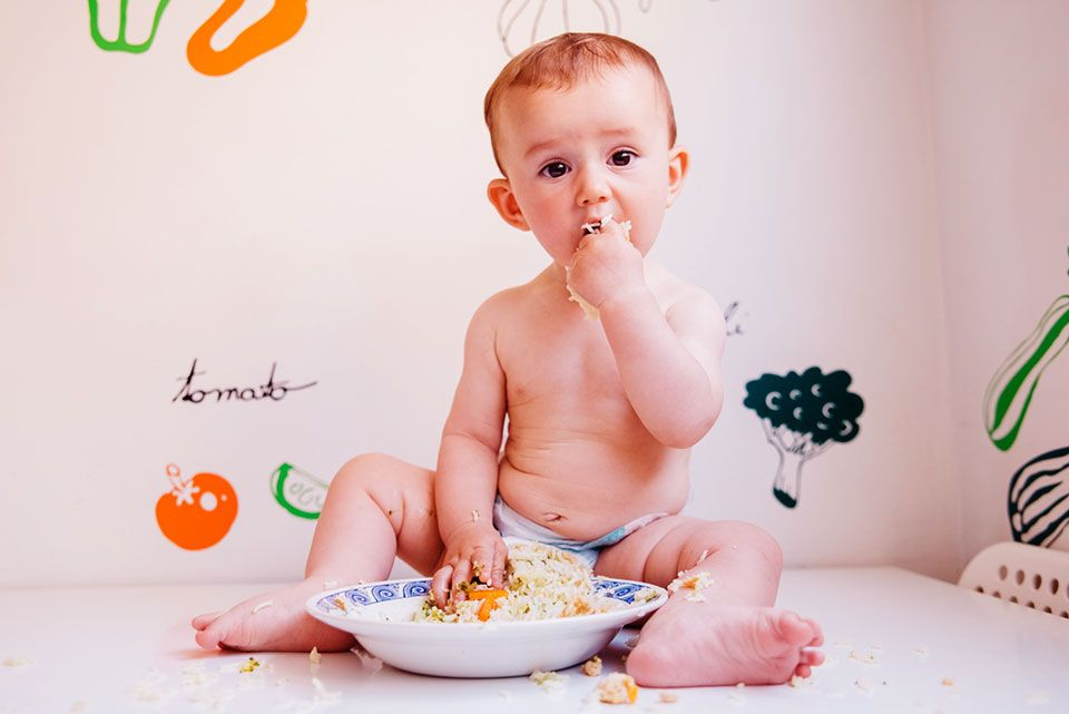 Entrevista Baby led weaning
